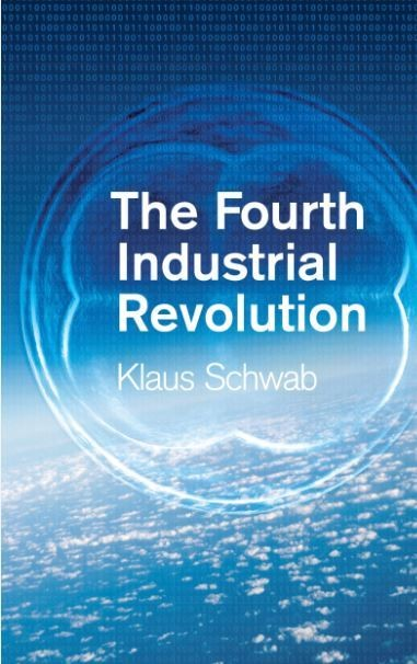Image result for klaus schwab fourth industrial revolution